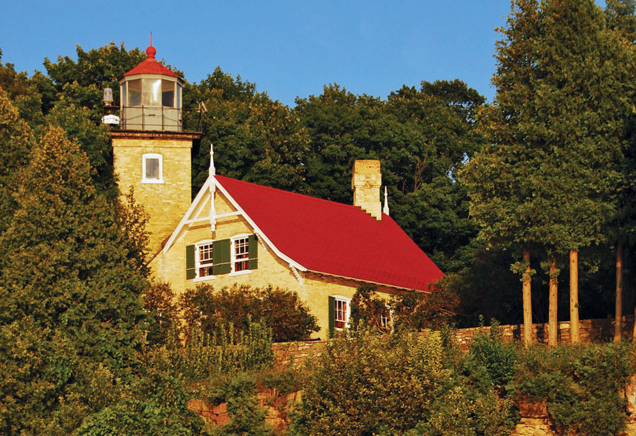 West Islands & Eagle Bluff Lighthouse Cruise
