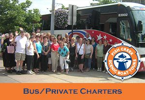 Fish Creek Private Boat Charters